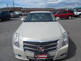 2010 cadillac cts sedan performance city montana montana motor mall
