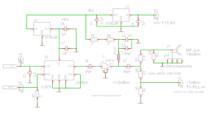 pe9ghz org beacon pll alps 23cm vco board schematic wiring