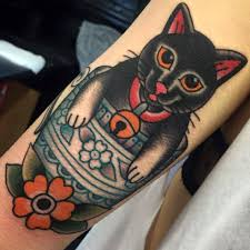 cat tattoo images u0026 designs