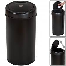 poubelle automatique cuisine helloshop26 poubelles automatique poubelle automatique 50 litres no