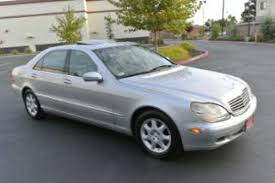 mercedes s500 2000 used 2000 mercedes s class for sale pricing features