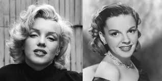 marilyn monroe reached out to judy garland for help before her death