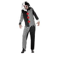 shop now for mens jester halloween costume at www tjhughes co uk