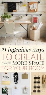design you room 21 insanely clever ways to create space for your room
