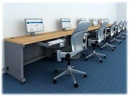 Recessed Monitor Computer Desk Imac 20 In Apple Computer Desk Semi Recessed Monitor Position Diy