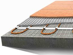 set complet de plancher chauffant électrique 150 w m warm on