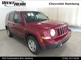 jeep patriot 2017 silver jeep patriot in buffalo ny west herr auto group