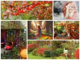 autumn halloween background misc autumn collage fantezie toamna halloween photo gallery for