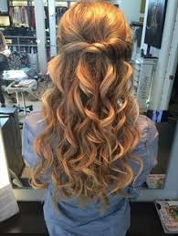 Abiball Frisuren Lange Haare Halboffen by Prom Frisuren Hair Award Ceremony Frisur