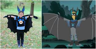 wild kratts bat costume bat costume awesome halloween costumes