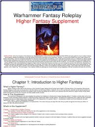 higher fantasy supplement part 1 elves in fiction fantasy