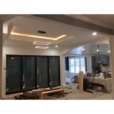 29 Inch Interior Door Vonn Lighting Black Finish Acrylic And Aluminum 29 Inch Led