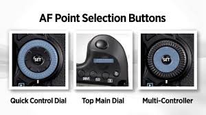 canon eos 60d tutorial multi control dial operation 1 14