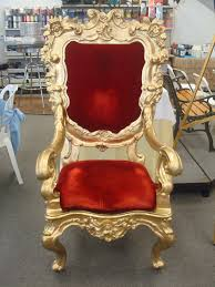 santa chair rental chairs santa claus chair av party rental