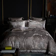 Royal Bedding Sets Shop Ivarose Cotton Jacquard Royal Bedding Set