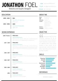 resume template pages 21 free résumé designs every needs