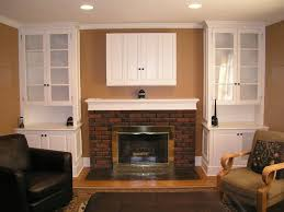 Fireplace Side Cabinets by Custom Fireplace And Tv Cabinetry By Tony O U0027malley Custom