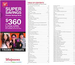 Revlon Hair Color Coupons Walgreens October Monthly Savings Coupons List Coupon World