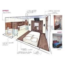 amenagement chambre parentale la suite parentale dessinée par ferjani chambre