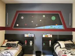 Ikea Hack Twin Bed With Storage Floating Star Wars Beds Ikea Hackers Ikea Hackers