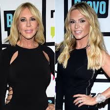rhoc vicki gunvalson claims to have secrets about tamra judge