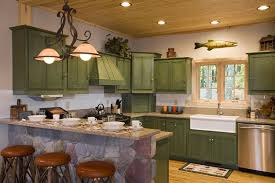 cabin kitchens ideas cabin kitchens solid american custom hardwood cabin kitchen