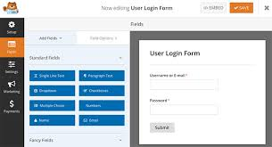 Template For Login Form by How To Create A Custom Login Form In