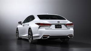 lexus ls 500 weight 2018 lexus ls 500 wallpapers u0026 hd images wsupercars