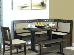 Dining Room Bench With Storage Kitchen Corner Kitchen Table With Storage Bench And 17 Corner