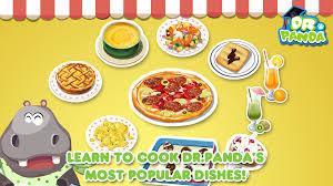 amazon com dr panda u0027s restaurant u2013 free u2013 cooking game for kids
