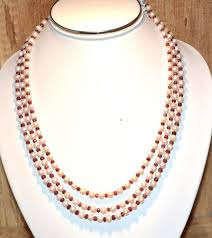 best pearl necklace images Natural ruby pearl necklace ratnavali arts best online jewelry jpg