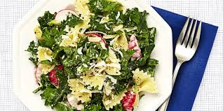 best kale caesar pasta salad recipe