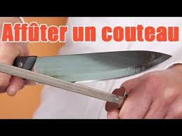 comment aiguiser un couteau de cuisine conseils et astuces pour affuter un couteau