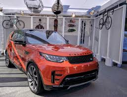 land rover discovery 2016 red california welcomes the new land rover discovery the ignition blog