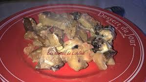 cuisine de loulou poêlée d aubergine et d artichauts les délices de loulou