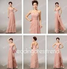 lanting bride knee length georgette bridesmaid dress a line