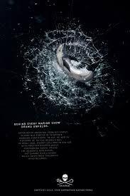 Traumk He Sea Shepherd Conservation Society Print Advert By Sharky Ads