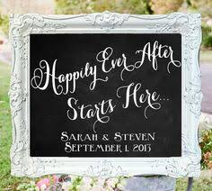 chalkboard wedding sayings wedding quotes happily after pics totally awesome wedding ideas