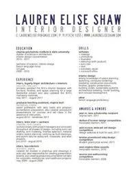 sample resume interior designer download interior designer resume
