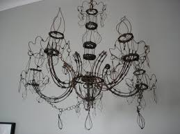 53 best wire chandeliers images on pinterest lighting ideas