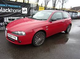 used alfa romeo 147 for sale rac cars