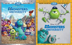 monsters university blu ray