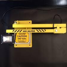 led loading dock lights loading bay lights dock solutions