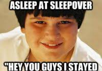 Sleepover Meme - unique sleepover meme 80 skiparty wallpaper