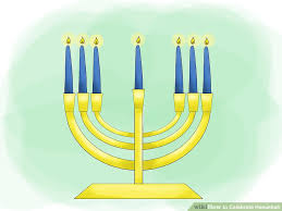 where can i buy hanukkah candles how to celebrate hanukkah 7 steps with pictures wikihow