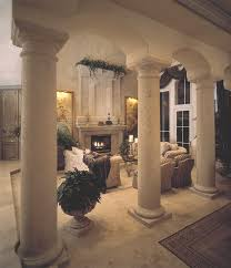 interior columns for homes pillars for home decor glamorous how to decorate columns