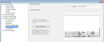 to add or modify title block attributes autocad plant 3d