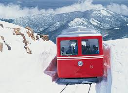it s well worth it to ride the pikes peak cog railway during
