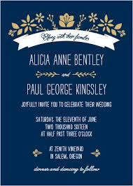 floral foil foil sted wedding invitations gold silver gold