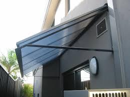 Polycarbonate Window Awnings Polycarbonate Awnings